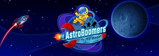 Astro Boomers: To The Moon