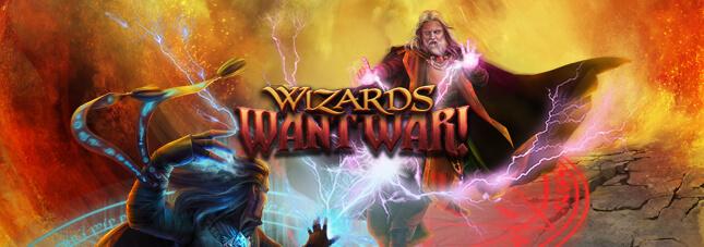 Wizards Wants War