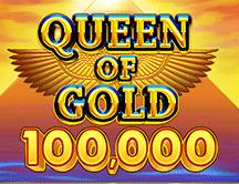 Queen of Gold 10000